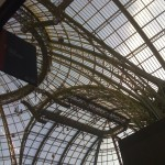 Glass Ceiling at Grand Palais - Paris