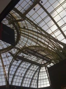 Grande verrière du Grand Palais